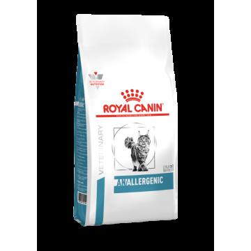 Сухой корм Royal Canin Anallergenic AN24 Feline диета для кошек с тяжёлой формой пищевой аллергии, 2кг