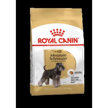 Сухой корм Royal Canin Miniature Schnauzer для собак миниатюрных шнауцеров от 10 месяцев и старше