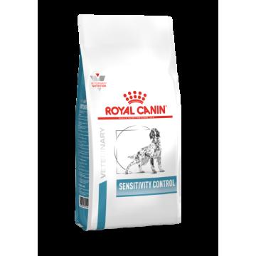 Сухой корм Royal Canin Sensitivity Control SC 21 Canine для собак с пищевой аллергией
