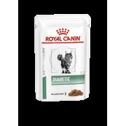 Влажный корм Royal Canin Diabetic feline при сахарном диабете для кошек 85гр...