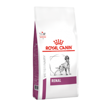 Сухой корм Royal Canin Renal для собак при почечной недостаточности